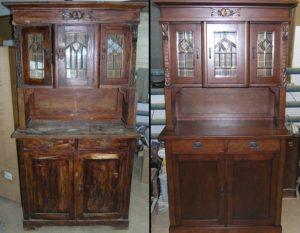 Реставрация мебели на дому в Подольске недорого