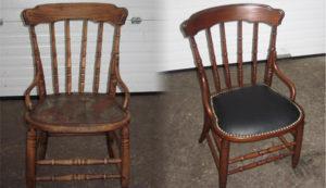 Перетяжка стульев на дому недорого в Подольске
