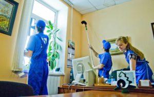 Уборка помещений в Подольске
