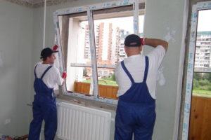 Установка пластиковых окон в Подольске