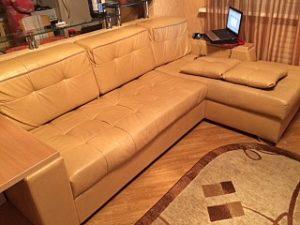 Перетяжка дивана своими руками пошагово