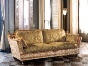 Обивка дивана в Подольске недорого